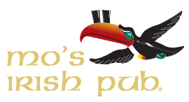 Mo's Irish Pub logo