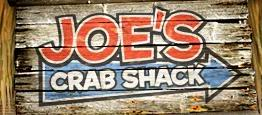 JOE'S CRAB SHACK /SEAWALL( GALVESTON # 2,TX)