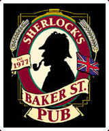 SHERLOCK'S PUB -(Rice Village)